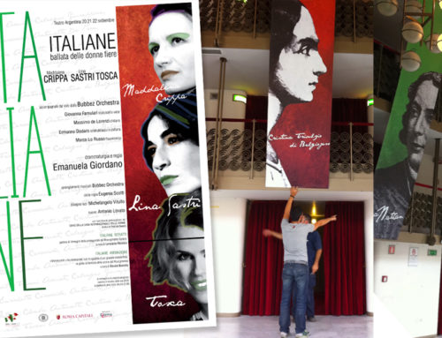 """Mostra """"Italiane"""" Teatro Argentina"""